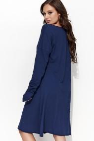 Tumši zila kleita