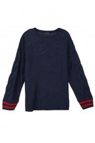 Vīriešu džemperis ar garām piedurknēm
