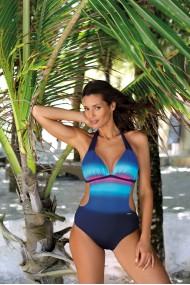 Kostium Kąpielowy Vanessa Admiral-Baltimora-Granatina M-513 (1)