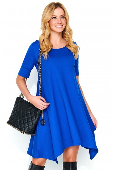 Haki krāsas kleita