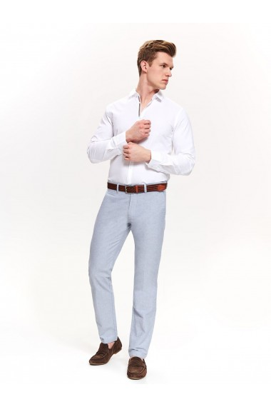 Vīriešu krekls ar garām SKL2907 G