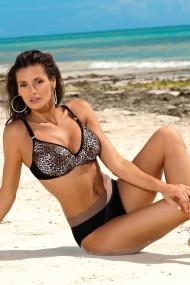 Kostium kąpielowy Stephanie Nero-Tripoli M-522 (2)