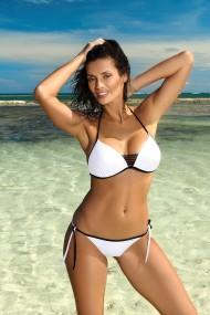 Kostium kąpielowy Janette Bianco M-547 (2)