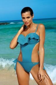 Kostium kąpielowy Carmen Curacao M-468W (2) Wiązany