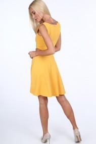 Melna, neparasta dizaina kleita