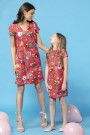 Pukaina kleita māmiņai