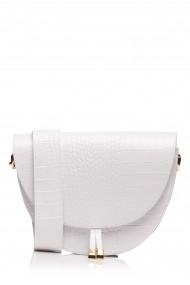 Melna ādas soma
