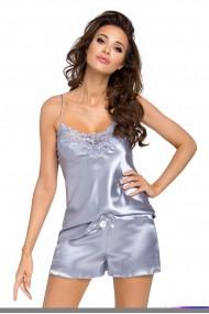 Piżama Eva 1/2 Silver
