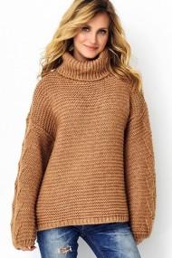 Bēšas krāsas džemperis