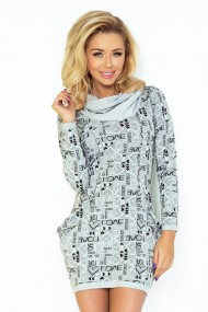 Golf - dress with big pockets - LOVE 135-1