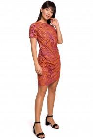 Oranža kleita