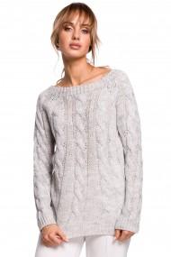 Brūns džemperis