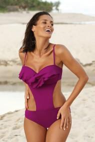Kostium kąpielowy Belinda Thai Pink M-548 (8)