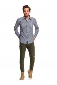 Vīriešu krekls ar garām SKL3168 G
