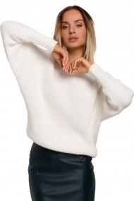 Tirkīza krāsas džemperis
