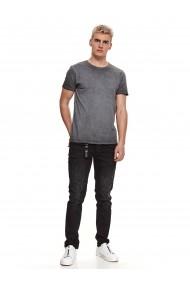 Vīriešu krekls ar īsām piedurknēm SPO5121 G