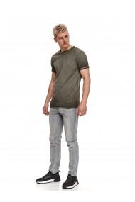 Vīriešu krekls ar īsām piedurknēm SPO5122 G