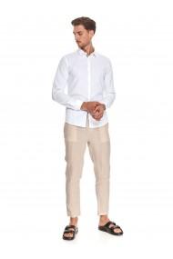 Vīriešu krekls ar garām SKL3227 G