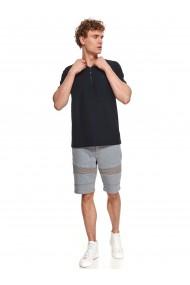 Vīriešu krekls ar īsām piedurknēm SPO5145 G