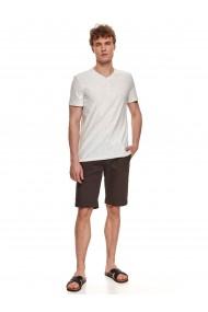 Vīriešu krekls ar īsām piedurknēm SPO5147 G