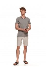 Vīriešu krekls ar īsām piedurknēm SPO5195 G
