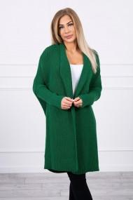 Zaļš džemperis