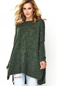 Bordo krāsas džemperis