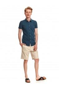 Vīriešu krekls ar īsām piedurknēm SPO5234 G