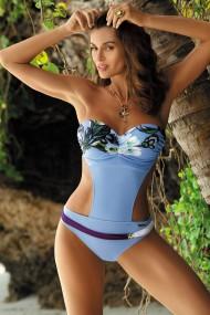 Kostium kąpielowy Mandy Azzuro M-423 (3)