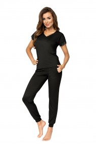 Piżama Demi Black