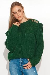 Melns džemperis