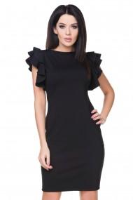 Melna, eleganta kleita